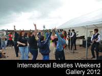 International Beatles Weekend 2012