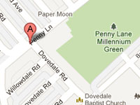 Finding Us at Penny Lane
