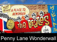 Penny Lane Wonder Wall