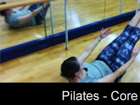 Pilates - Finding Your Core