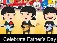 Celebrate Father's Day 2017