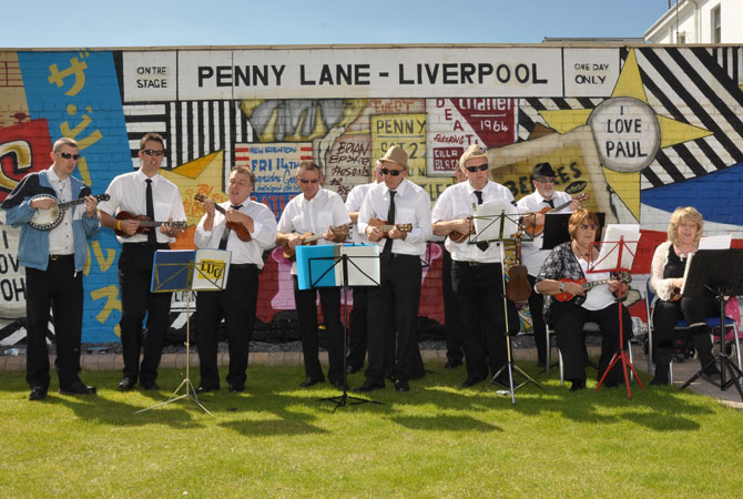 International Beatles Weekend at Penny Lane Development Trust