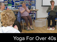Yoga For Over 40s